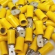 Durite Yellow 6.30mm Blade Automotive Crimp Terminal | Re: 0-001-28