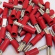 Durite Red 2.80mm Push-On Automotive Crimp Terminal | Re: 0-001-30