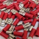 Durite Red 4.80mm Push-On Automotive Crimp Terminal | Re: 0-001-34