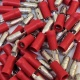 Durite Red 4.00mm Bullet Automotive Crimp Terminal | Re: 0-001-36