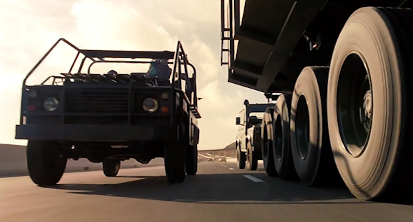 Fast and Furious 6 Vehicles