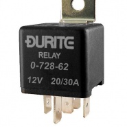 12V Changeover Relays