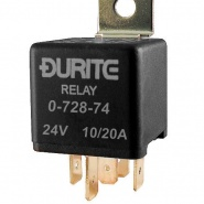 24V Changeover Relays