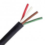 4 Core Electric Cable