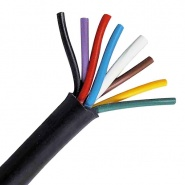 8 Core Electric Cable