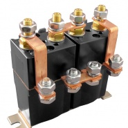 Albright Double Acting Strapped Pair Solenoid Contactors