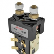Albright Reduced Silver Single Acting Solenoid Contactors