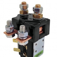Albright Single Pole Double Throw Solenoid Contactors