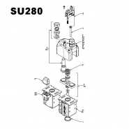 Albright SU280 Replacement Components