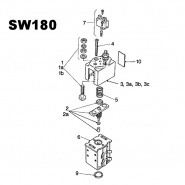 Albright SW180 Replacement Components