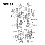 Albright SW182 Replacement Components