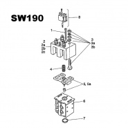 Albright SW190 Replacement Components