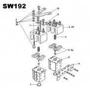 Albright SW192 Replacement Components