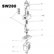 Albright SW200 Replacement Components