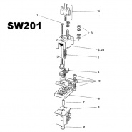 Albright SW201 Replacement Components