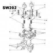 Albright SW202 Replacement Components