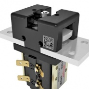 SW250 Single Pole Normally Open Solenoid Contactors - 250A