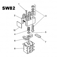 Albright SW82 Replacement Components