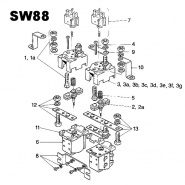 Albright SW88 Replacement Components