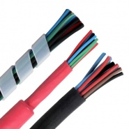 Spiral Binding Heatshrink and Sleeving