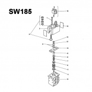 Albright SW185 Replacement Components
