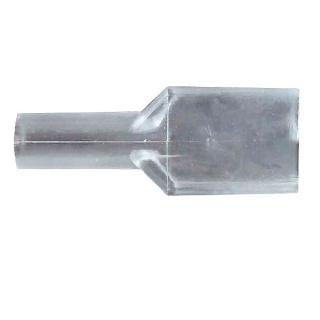 0-005-23 Pack of 25 9.50mm Clear Terminal Insulators