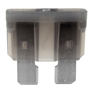 Durite 2A Grey Standard Automotive Blade Fuse | Re: 0-375-02