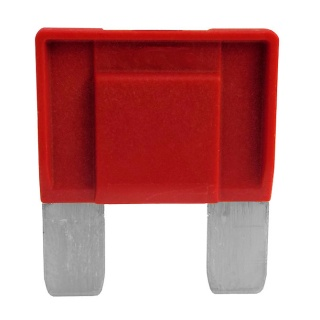 0-377-50 Pack of 2 Red Maxi Blade Fuses 50A