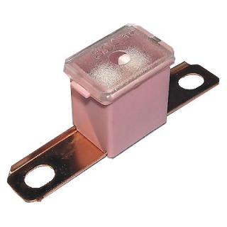 0-379-73 Pink Male PAL Long Leg Automotive Fuse 30A