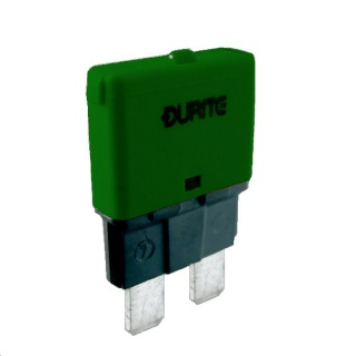 0-380-06 Blade Fuse Replacement Circuit Breaker Green 6A