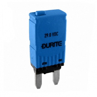 0-380-65 15A Blue Mini Blade Fuse Replacement Circuit Breaker