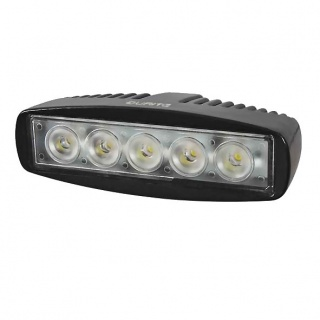 0-420-63 12V-24V Compact 5 x 3W LED Work Lamp IP67