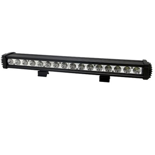 0-420-89 Durite 12V-24V DC 16 x 5W CREE LED Flood Light Bar