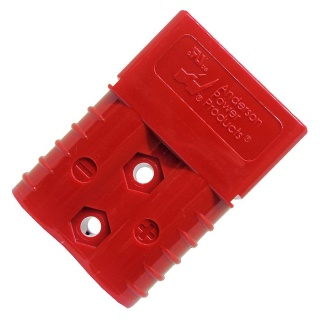 Durite 120A Red High Current Battery Connector | Re: 0-432-20