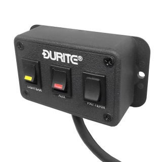 0-443-99 Durite Switch Panel for Light Bars