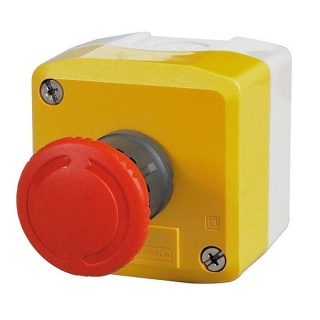 0-657-01 Emergency Stop Button Switch to IP65