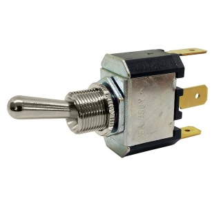 0-658-01 Changeover or On-Off Single Pole Switch 10A