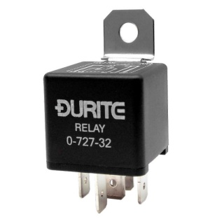 Durite 12V 40A Mini Twin Make and Break Relay | Re: 0-727-32
