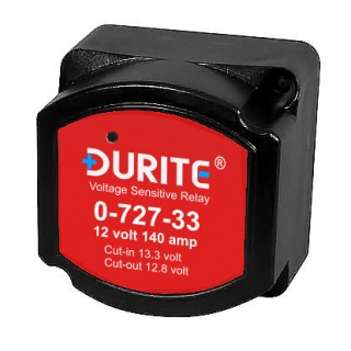 0-727-33 12V Durite Voltage Sensitive Relay for Charge Splitting
