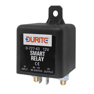 Durite 12V 200A Programmable Voltage Sensitive Smart Relay
