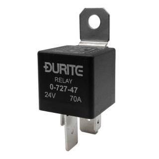 Durite 24V 70A Heavy-Duty Make and Break Relay | 0-727-47