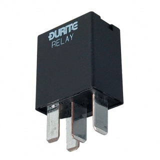 Durite 12V 30A Make and Break Relay with Diode | Re: 0-727-51