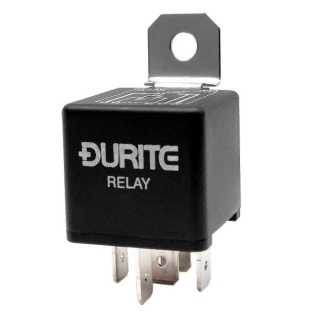 Durite 12V 40A Mini Twin Make and Break Relay | Re: 0-727-56