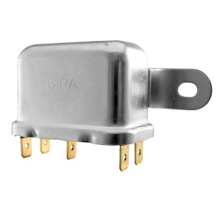0-728-20 Durite 12V 20A-30A 6RA Type Changeover Relay