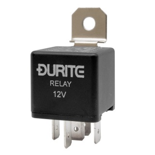 Durite 12V 30A-40A Changeover Relay with Diode | Re: 0-728-34
