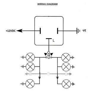 durite flasher unit wiring diagram