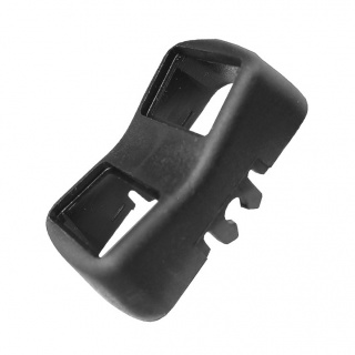 0-779-02 Durite Switch Rocker with Two Windows (Top and Bottom)