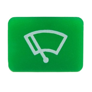 Durite Bottom Switch Lens - Windscreen Wiper | Re: 0-792-01