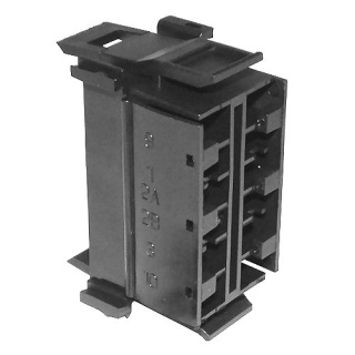 0-793-50 Durite Switch Connector Block with Terminals