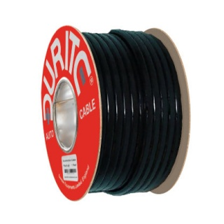 4.50mm² Red & Black 35A Auto Twin Flat PVC Cable | Re: 0-955-00